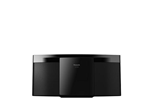Panasonic SC-HC200EB-K Compact Micro Hi-Fi with CD and Bluetooth, Black