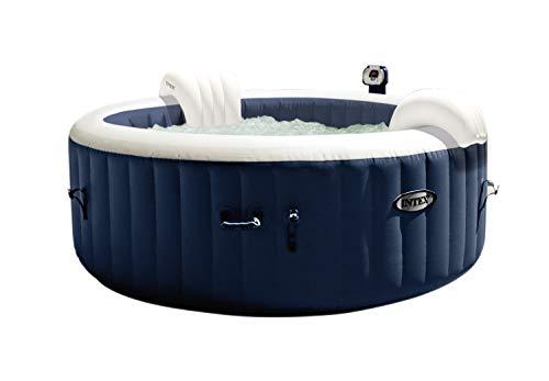 Intex Pure Spa Plus Hot Tub, 4 Person