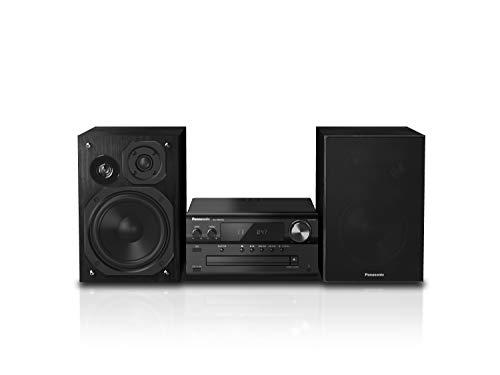 Panasonic SC-PMX92EB-K Micro Hi-Fi System