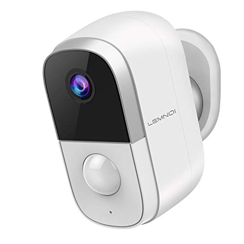 Lemnoi Rechargeable Battery Camera Wifi