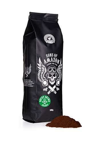 Sons of Amazon, UK's strongest Ground Coffee