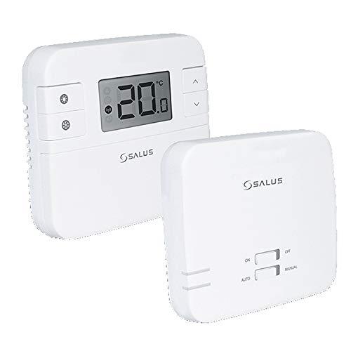 Salus RT310RF Wireless Thermostat, White