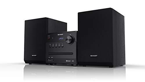 SHARP XL-B510(BK) 40W Micro Hi-Fi System