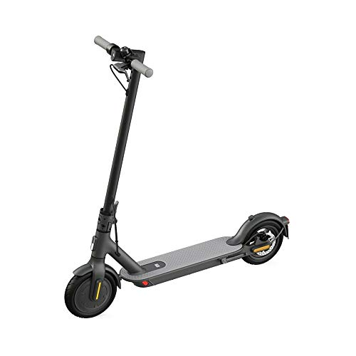 Xiaomi Mi Electric Scooter Essential for Adults - 20 km/h Maximum Speed - 20 km Range - 8.5 Inch Pneumatic Tyres - Black