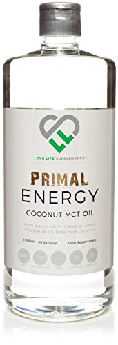 LLS Primal Energy MCT Oil