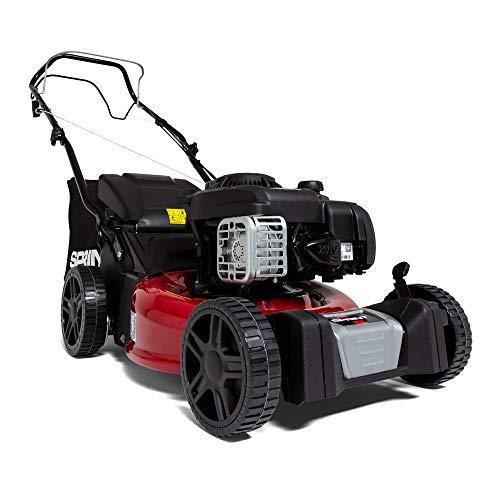 Sprint 2691794 420SP Self-propelled Petrol Lawn Mower, 16'/41 cm, Briggs & Stratton 300E Series Engine 125cc