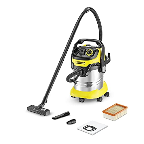 Kärcher WD 5 P Premium Wet & Dry Vacuum Cleaner