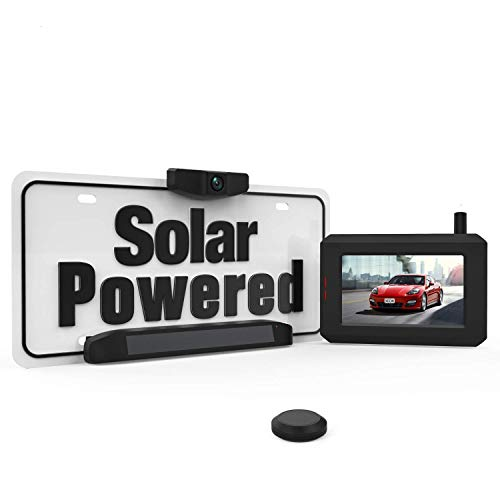 BOSCAM SunGo Solar Wireless Reversing Camera