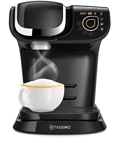Bosch TAS6502GB My Way 2 TASSIMO Coffee Machine