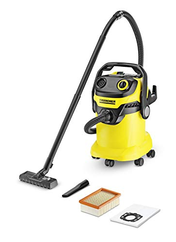 Karcher WD 5 Wet & Dry Vacuum Cleaner with Blower function