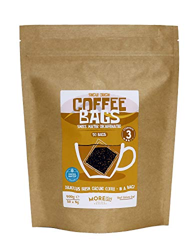 Moreish Decaf Coffee Bags