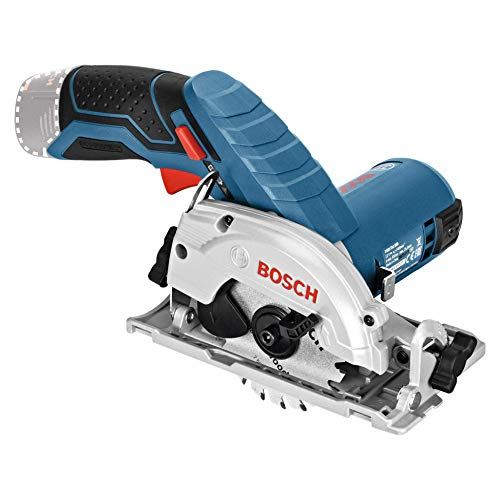 Bosch Professional 06016A1001 GKS 12 V-26 Cordless Circular Saw (Without Battery and Charger) - Carton, 33.8 cm*21.0 cm*13.2 cm