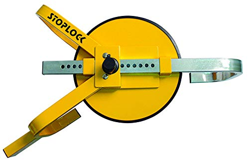 Stoplock Wheel Clamp