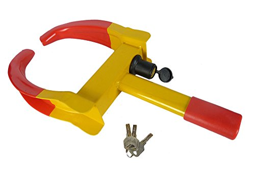 Heavy Duty Anti-theft Car Wheel Clamp