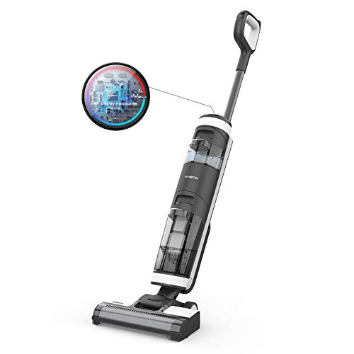 Tineco Wet and Dry Vacuum Cleaner, Cordless 3-in-1 Floor Cleaner FLOOR ONE S3, Smart Suction Lightweight Multi-Surface Hard Floors Cleaning