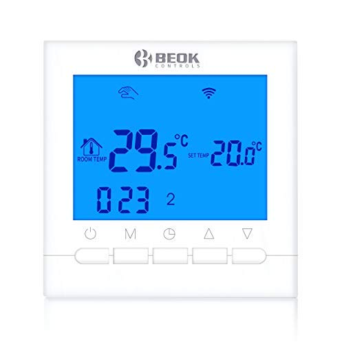 Beok BOT-313 WiFi Progammable Gas Boiler Thermostat