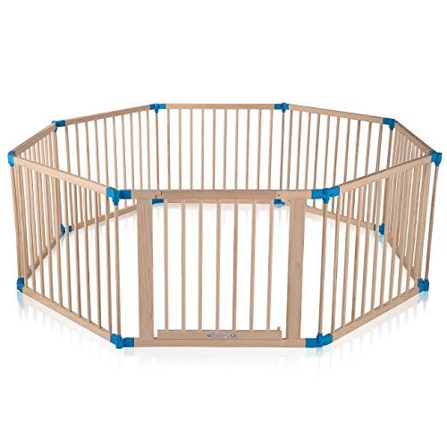 Baby Vivo Foldable Baby Playpen