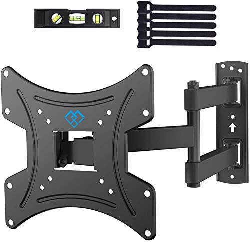 PERLESMITH Sturdy TV Wall Mount for 13-42 Inch TVs