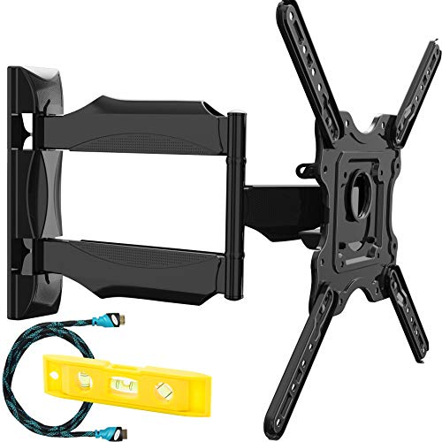 Invision® Ultra Slim Tilt Swivel TV Wall Bracket Mount