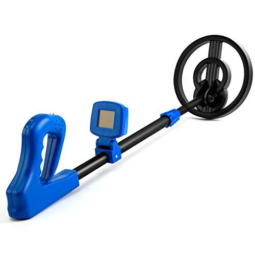 DeeAWai Kids Metal Detector - High Sensitive Junior Metal Detector with Waterproof Search Coil - Lightweight Handheld LCD Display With Adjustable Stem for Children, Beginners
