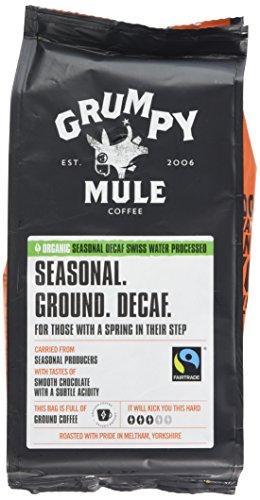 Grumpy Mule Decaf Coffee