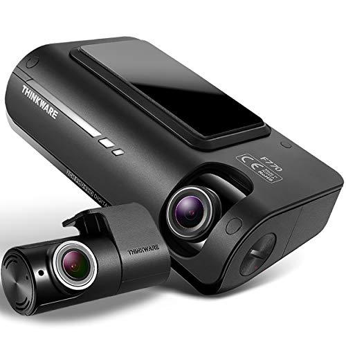 Thinkware F770 Dash Cam, 2CH Hardwire with Rear Camera