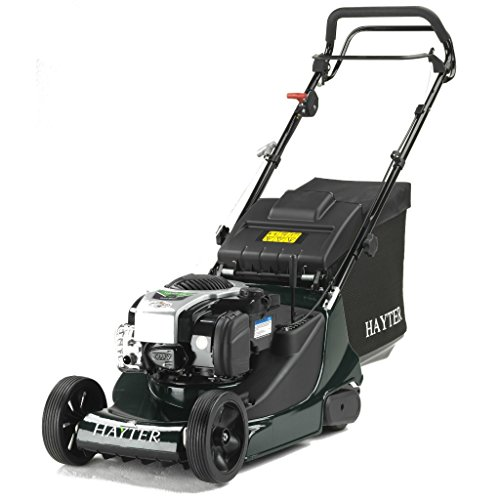 Hayter Harrier 41 Autodrive Variable-Speed Rear-Roller Lawnmower 375A