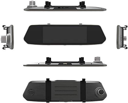 DuDuBell Mirror Dash Cam, 4.3