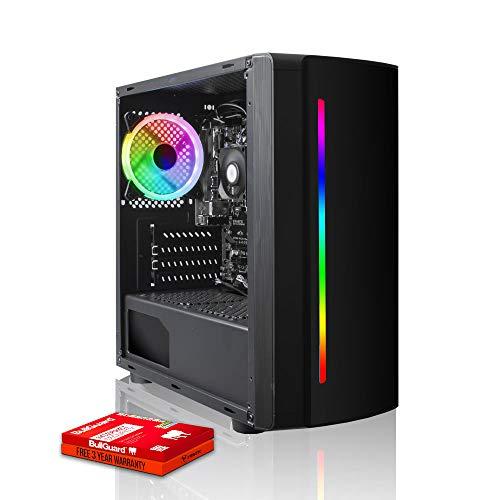 Fierce Crusader RGB Gaming PC