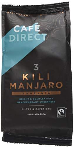 Cafédirect Kilimanjaro Tanzania Fairtrade Ground Coffee