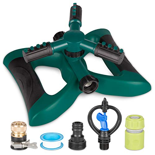 Kupton Garden Sprinkler System