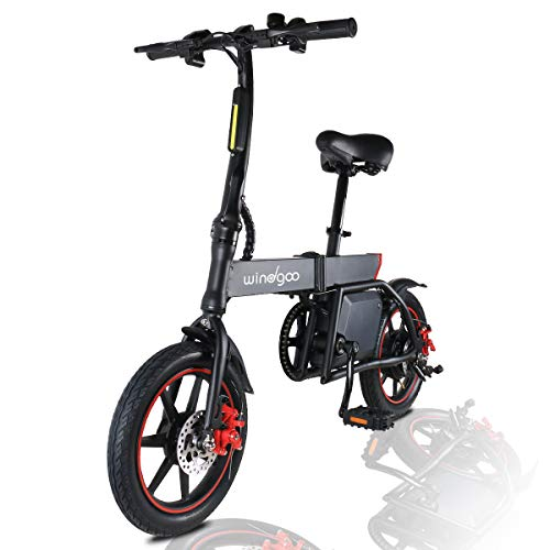 Windgoo Electric Bike Foldable