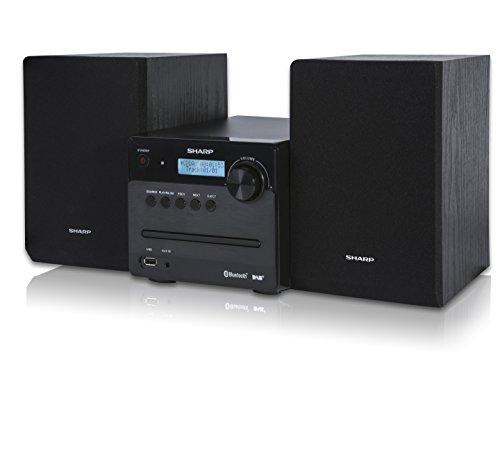 SHARP XL-B515D(BK) Micro Sound System