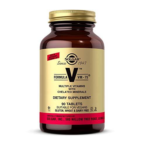 Solgar Formula VM Vegan Multivitamin
