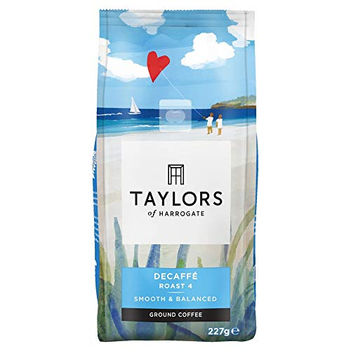 Taylors of Harrogate Decaffé Ground Coffee