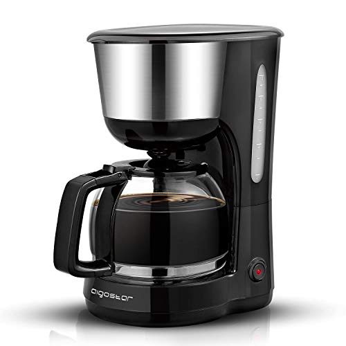 Aigostar Chocolate 30KYJ - Filter Coffee Machine