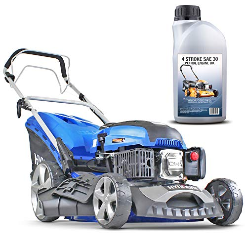 Hyundai HYM460SP 4-stroke Self Propelled Petrol Lawn Mower