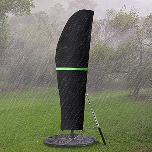 GEMITTO Protective Parasol Cover with Rod