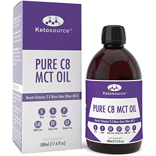 Premium Pure C8 MCT Oil
