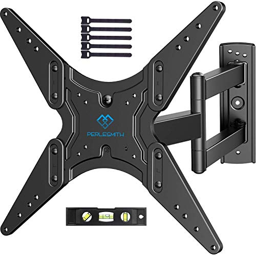 PERLESMITH TV Wall Bracket Fits 23-55 inch TVs