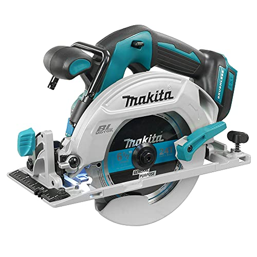 Makita DHS680Z 18V Li-Ion LXT 165mm Brushless Circular Saw - Batteries and Charger Not Included