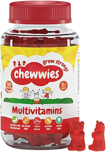 Chewwies Gummies for Adults and Children