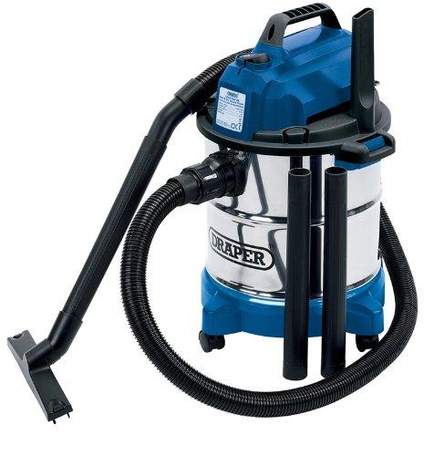 Draper Wet and Dry Vacuum Cleaner