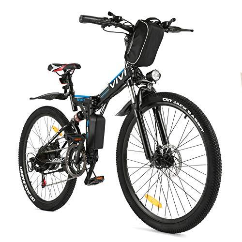 Vivi Folding Electric Bike