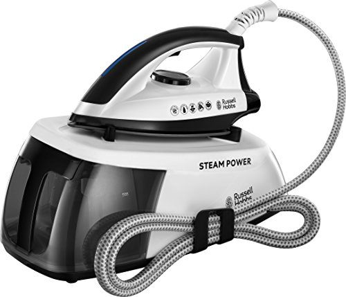 Russell Hobbs 24420 Steam Generator Iron, Series 1, 2400 W, Black/White