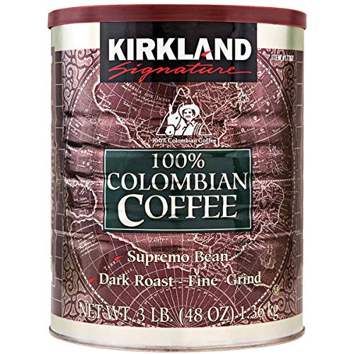 Kirkland Signature Cafe, 100% Colombiano