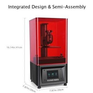 ELEGOO LCD 3D Printer