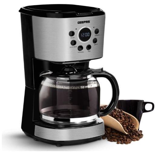 Geepas Filter Coffee Machine