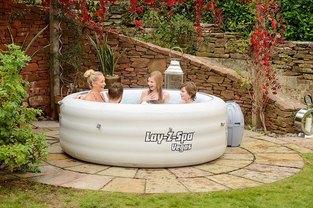 Lay-Z Spa Vegas 4-6 Person