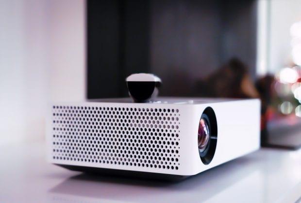 best budget projector under £500 UK
